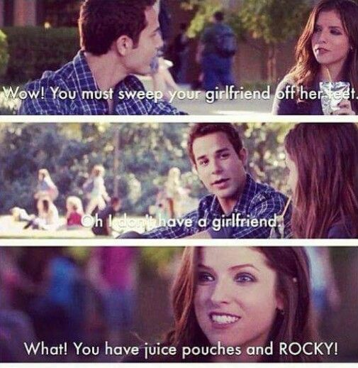 Pitch Perfect. Can I get a guy like this???