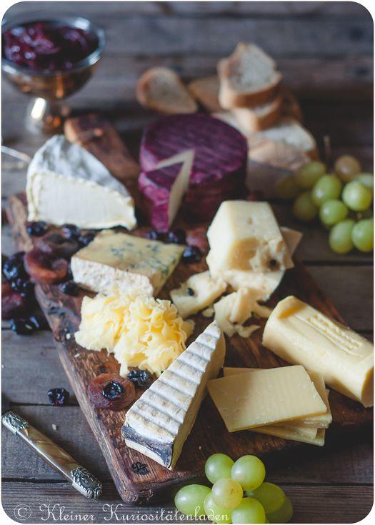 Alles Käse! Die perfekte Käseplatte