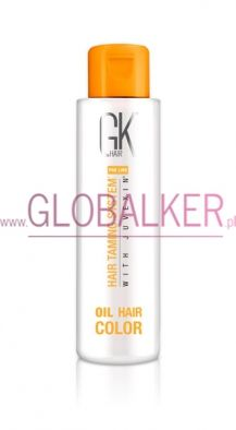 GK Hair oil color 100ml. Global Keratin Juvexin