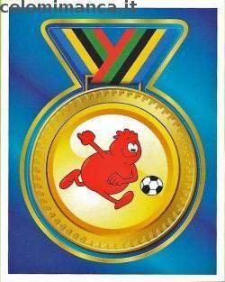 Il Corpo Umano Sport e Movimento: Fronte Figurina n. 145 Calcio