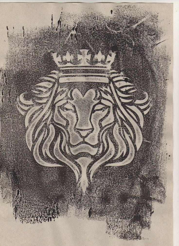 Deviantart More Like Lion Of Judah Front Face By