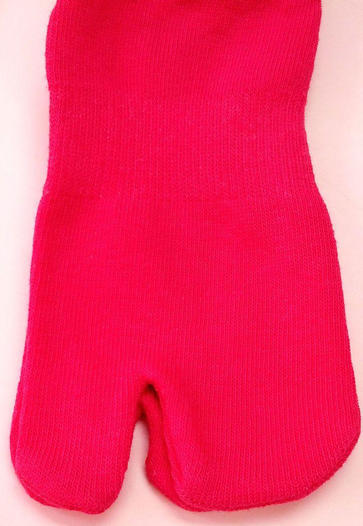 Hand-Dyed Tall Tabi Socks by tabilady on Etsy