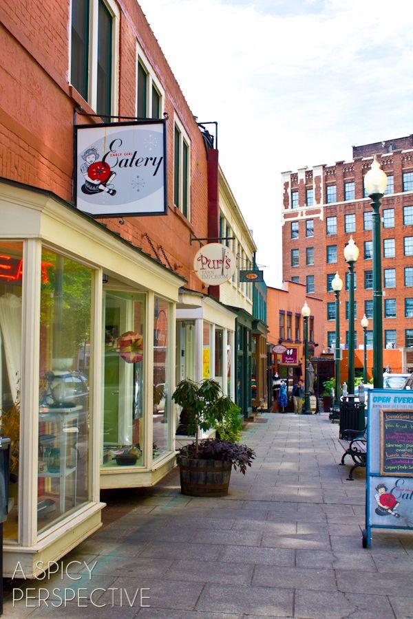 Where to Eat in Asheville, North Carolina  ASpicyPerspective.com #travel #traveltips #asheville