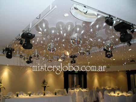 globos decoracion con globos para fiestas Mister Globo gas helio