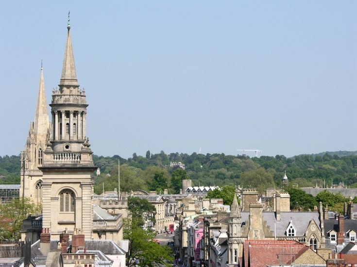 How to make cities more liveable - lessons from Oxford