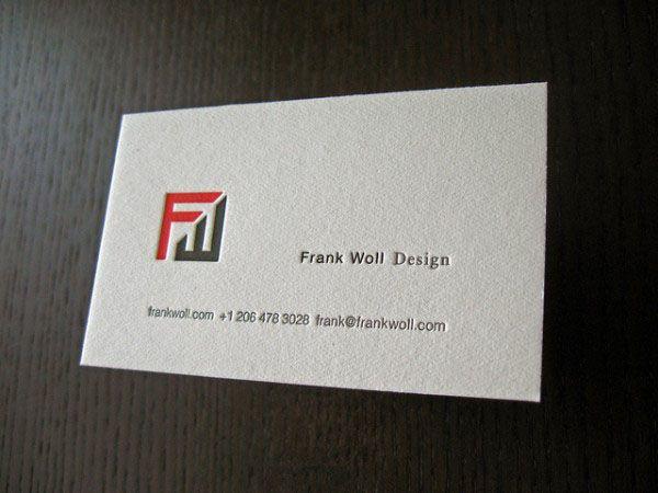 Best Business Card Envelope Images On   Embossed