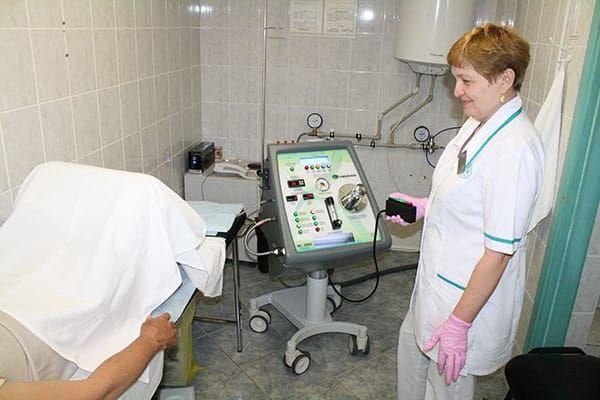 Очистка кишечника методом АМОК