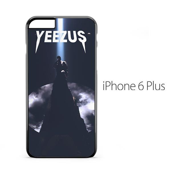 Kanye West Yeezus Cover iPhone 6 Plus Case