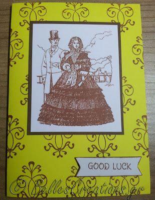 BellesCreations.gr: Good Luck
