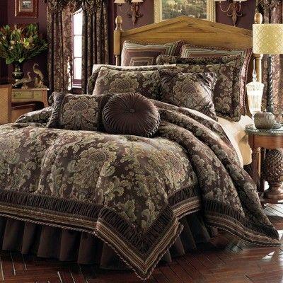 Best Croscill Classics Serafina 4 Piece Cal King Comforter Set 400 x 300