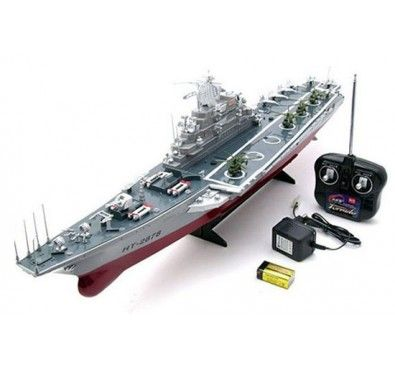 Radio Controlled 4 channel Aircraft Carrier 1:275 RC Boat | Radio Controlled Toys