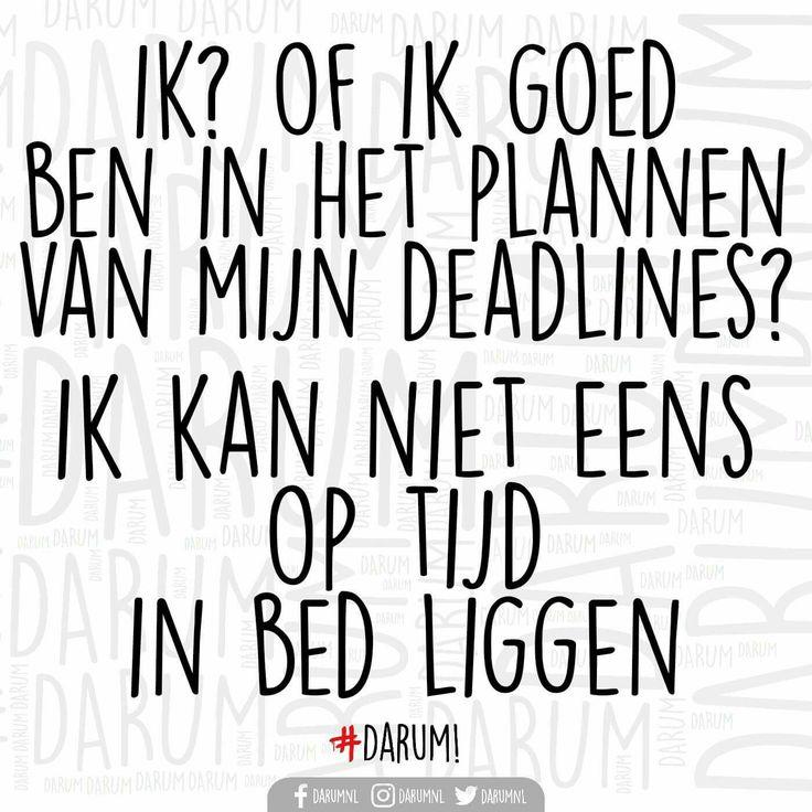 Hahahaha... Deadlines...