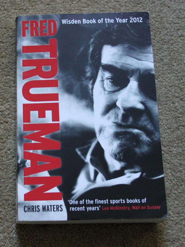Fred Trueman - Biography written by Chris Waters