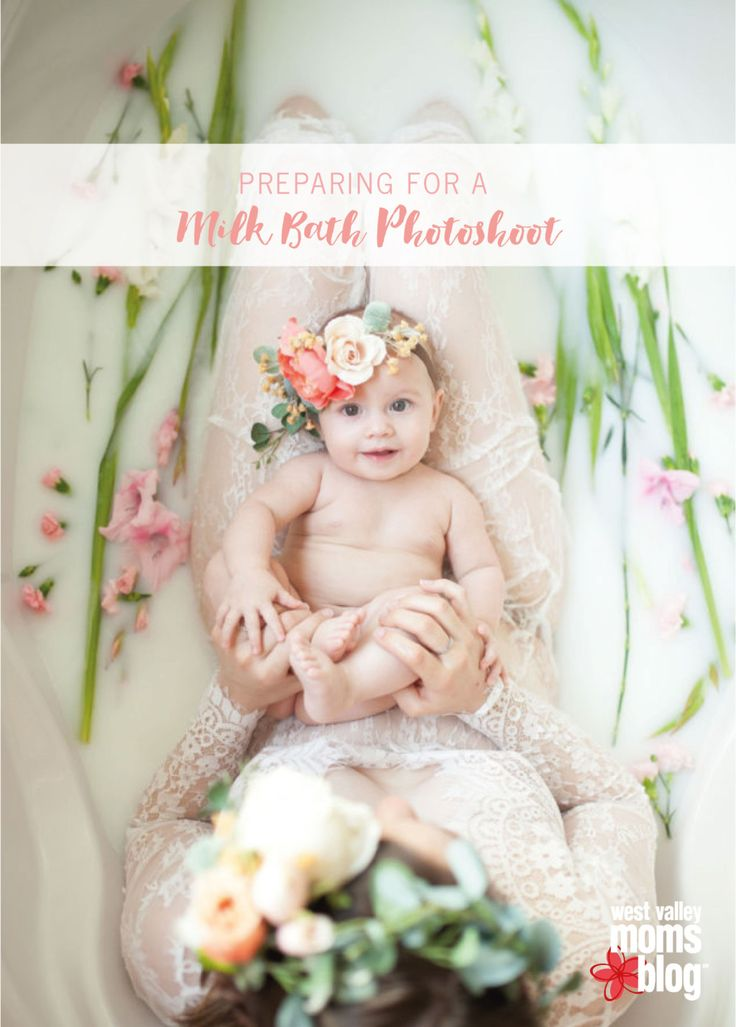 West Valley Moms Blog | Preparing For A Milk Bath Photo Shoot | Photography by Let Me See You Sparkle Photography