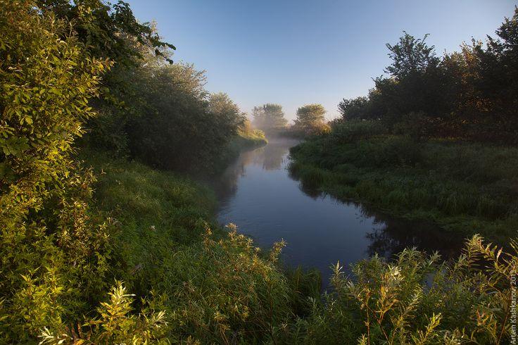 Раннее утро на Суворощи (3) - Красивые летние фотографии