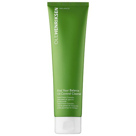 Face Cleanser    Find Your Balance Oil Control Cleanser- Pore-Purifying Cleanser to Reduce Excess Oil & Unclog Pores without Stripping Skin
