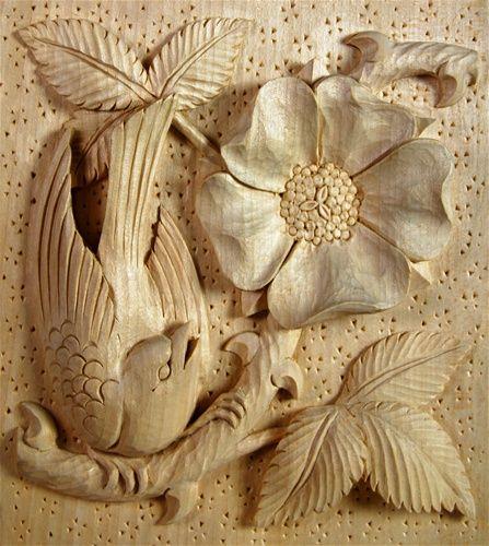 Relief chris pye master carver guzel seyler