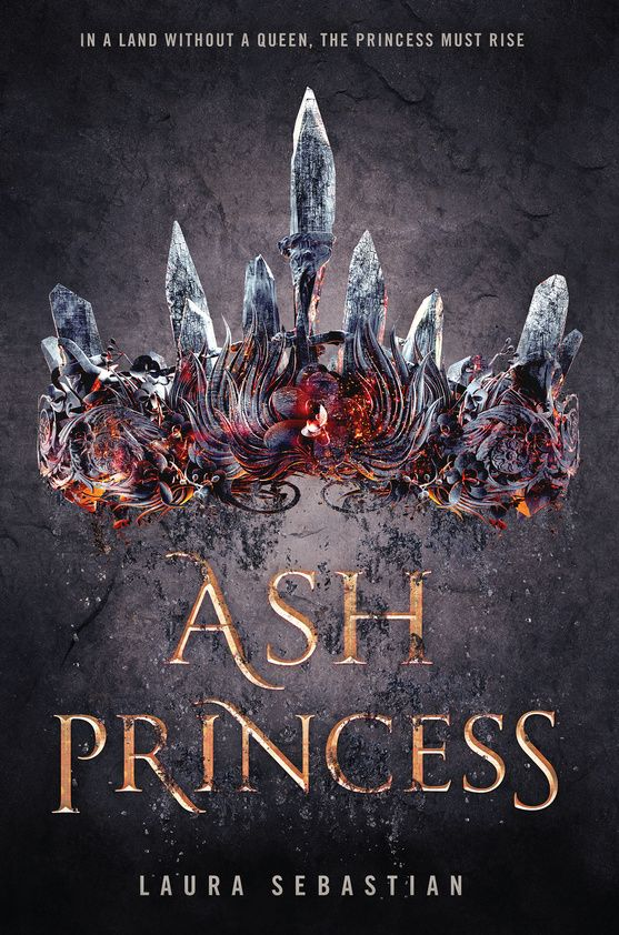 #CoverReveal Ash Princess (Untitled Trilogy, #1) by Laura Sebastian