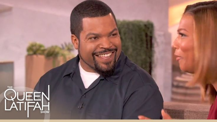 Ice Cube on the New NWA Movie on The Queen Latifah Show