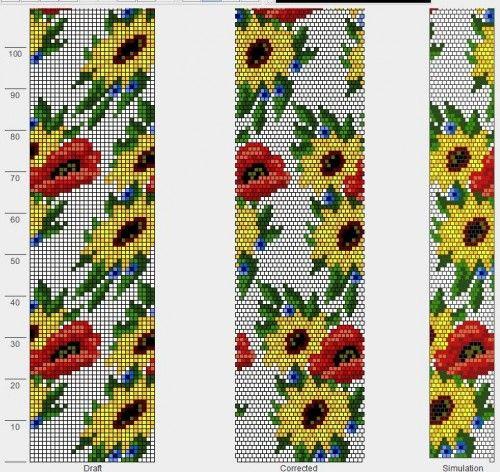маки_с_подсолнухами_30.jbb / цветы
