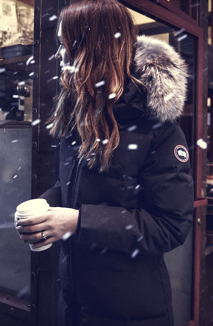 The Mystique Parka #CanadaGoose #FW15