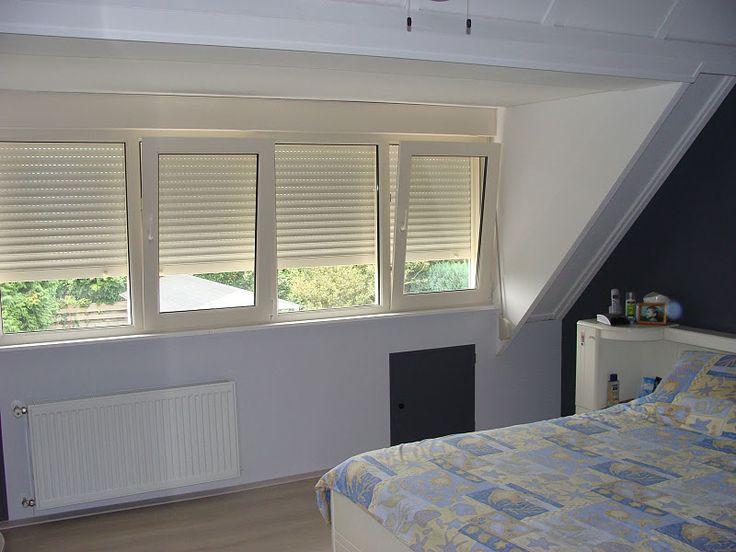 Zolderkamers met een dakkapel. | http://anoukdekker.nl/zolderkamers-met-een-dakkapel/