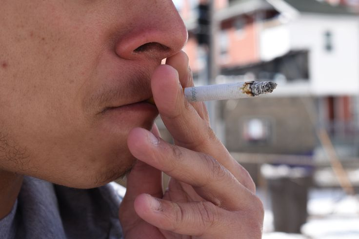 An analysis of the issue of underage smoking
