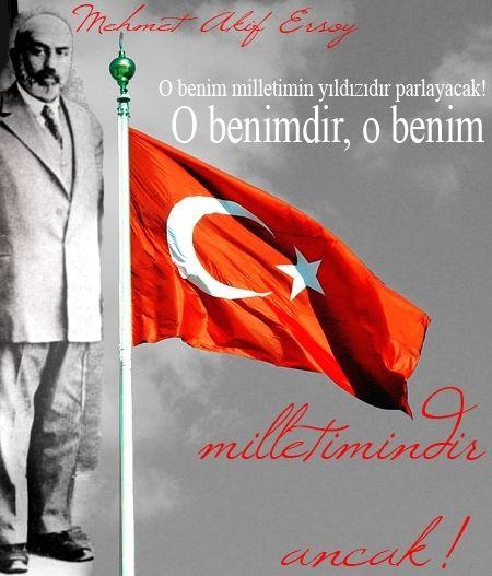 Bugün İstiklal Marşı'mızın Kabulünün 94. Yılı - Edebiyat Haber Portalı