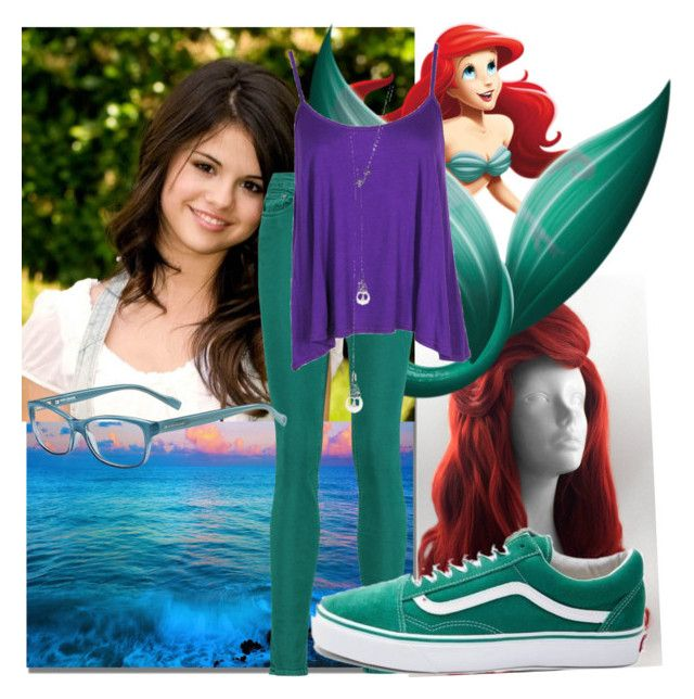 💜Modern Ariel😃🌅 by artisticgirl117 on Polyvore featuring polyvore fashion style Boohoo Acne Studios Vans Silver & Co. BOSS Orange modern clothing