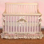 Hand Painted Cribs and Luxury Baby Nursery Gliders, Armoires, Bassinets Ottomans : Hand Painted Cribs at PoshTots