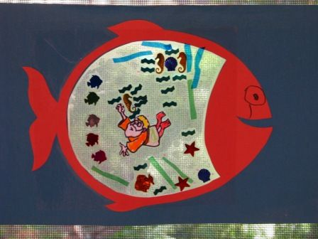 jonah craft ideas jonah in the big fish a craft activity for children 2256