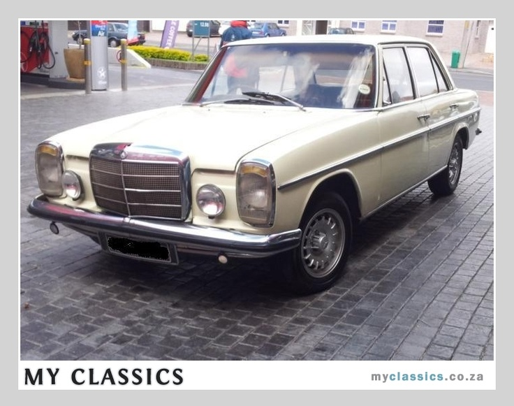 Classic car for sale 1970 mercedes benz w115 230 for Mercedes benz w115 for sale