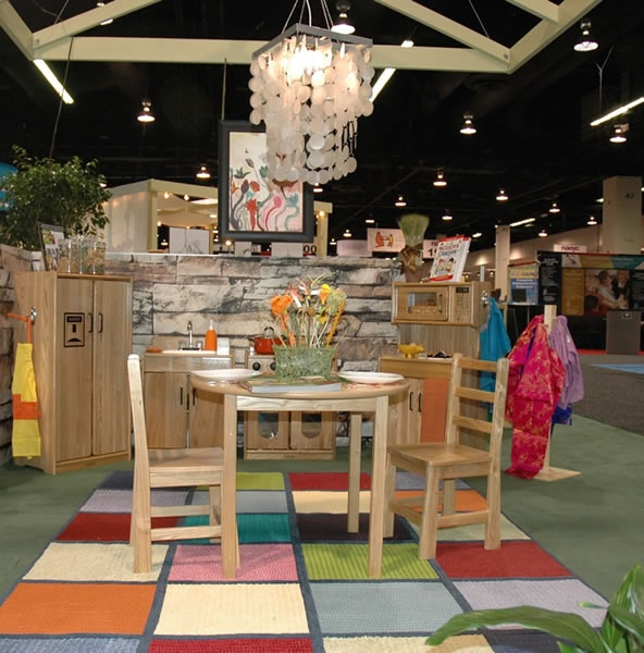 Daycare or preschool kitchen decoration idea following