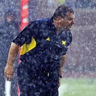 Brady bringing Michigan football back.