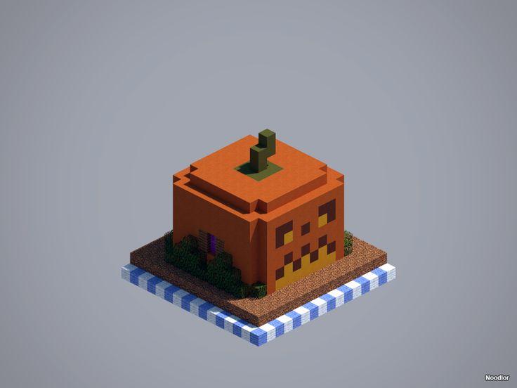 MCNoodlor: Spooky - Pumpkin