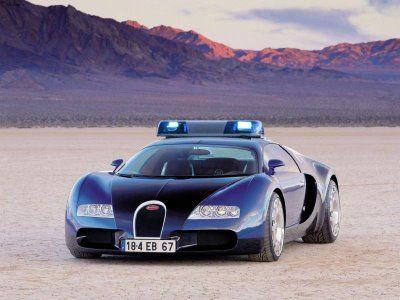 Cool Police Cars | Car Hugger: Cool Police Cars