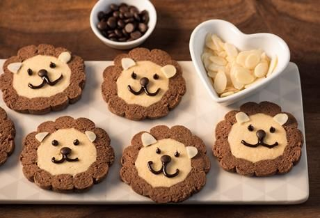 Einfach Lecker » Löwenkekse » Finden Sie leckere Rezeptideen für jeden Tag, die Ihnen das tägliche Kochen leichter machen. » Einfach Lecker