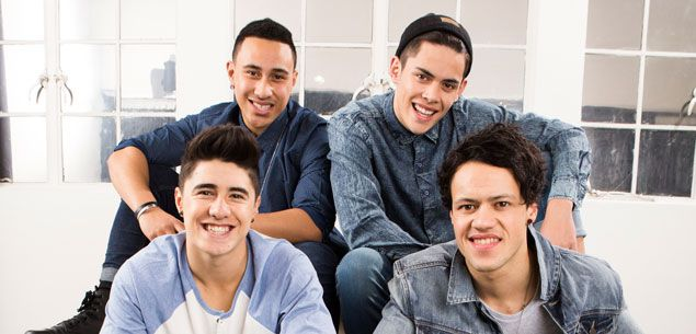 Moorehouse (X-Factor New Zealand came in at fourth place) have been signed with Sony - Entertainment - Music - The X Factor NZ - New Zealand Woman's Weekly.