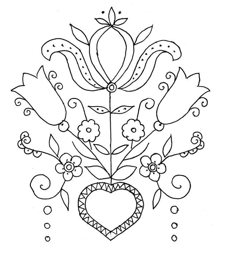 Dziergan mania (i) a: Embroidery from Schwalm