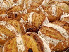 pão de nozes com figo da Padaria Artesanal Orgânica