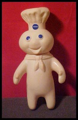 Babyboomer Flashback: pillsbury dough boy