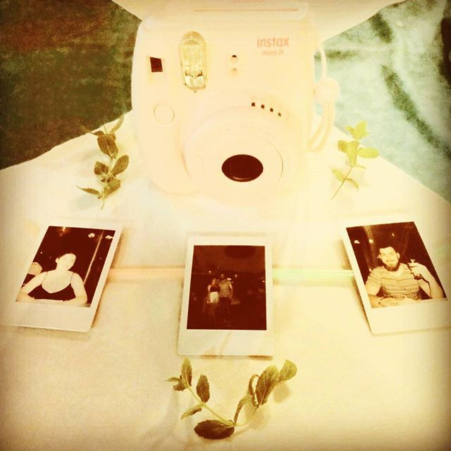 Love my Fuji film Polaroid @fujifilm #fujifilm #polaroid #pinkcamera #student #studentblogger #college #collegelife #irishblogger…