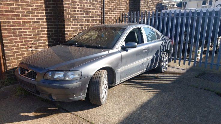 eBay: Volvo S60 d5 spares or repair #carparts #carrepair