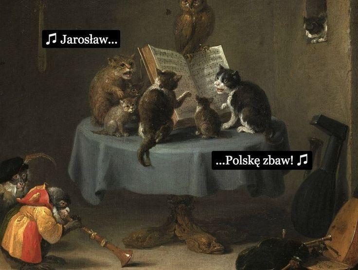 Atlas Kotów Jarosława Kaczyńskiego