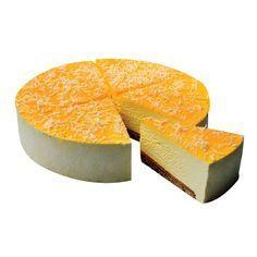 Şeftalili Cheesecake / Çizkek