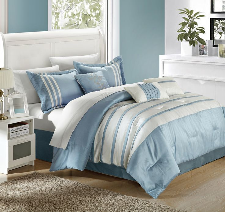 home design bedding. Look what I found on Blue Torino Comforter Set by Chic Home Design 65 best Sets images Pinterest