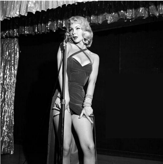 70s-darling:    A few of my favorite pictures of Marie-Pierre Pruvot aka Bambi a gorgeous transgender burlesque dancer