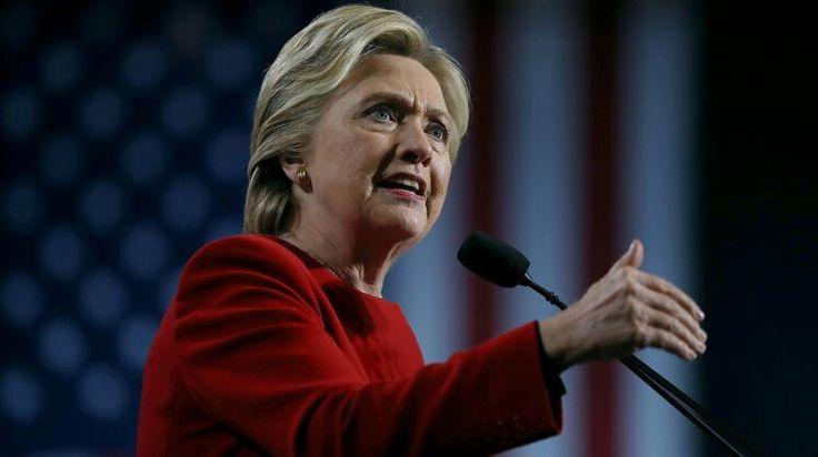 Hillary confiada a horas de las elecciones
