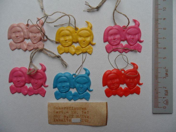 6 kultige DDR- Spielzeug ANHÄNGER-FIGUREN- MAX + MORITZ - RARITÄTEN | eBay