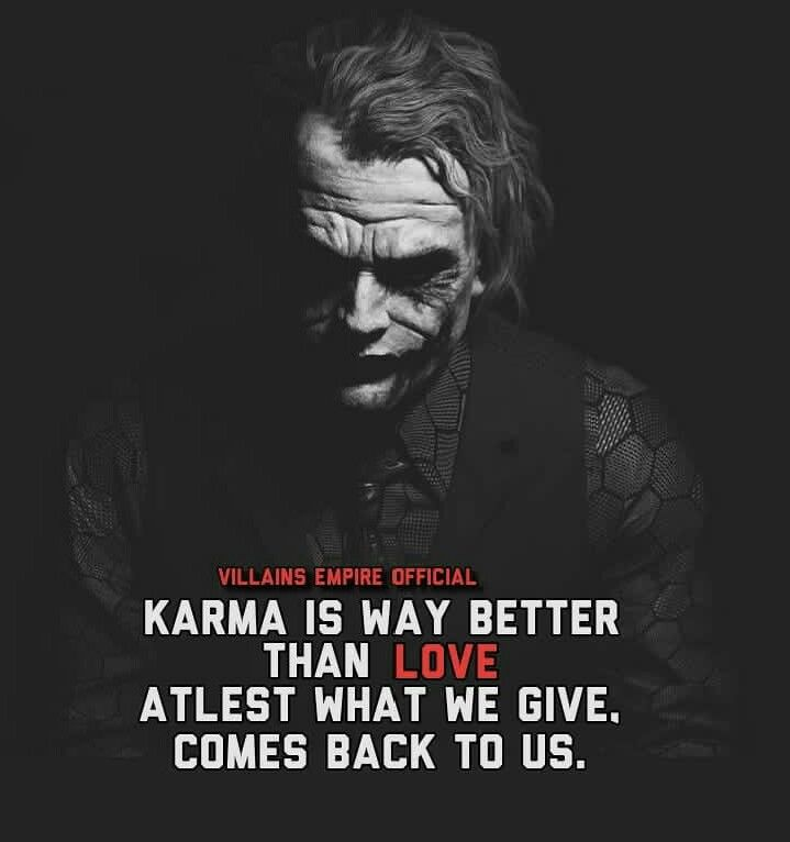 Pin By Kayla Mcclaskey On Inspiral For Others Also Joker Quotes Best Joker Quotes Villain Quote